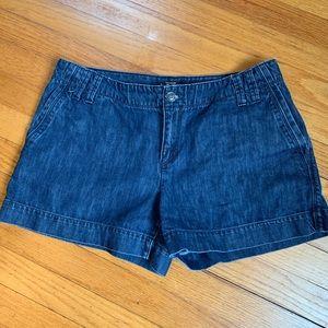 Ann Taylor Loft Denim Casual Shorts